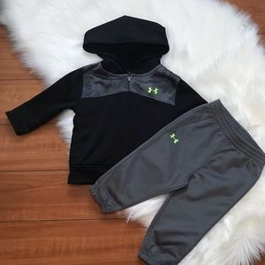Under Armour Track Suit 12 months